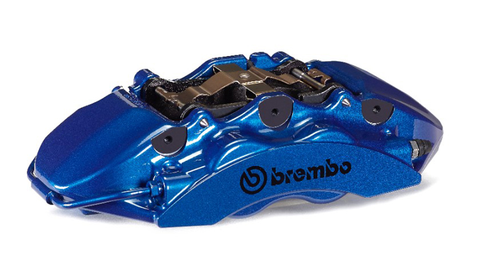 Ford GT Brembo