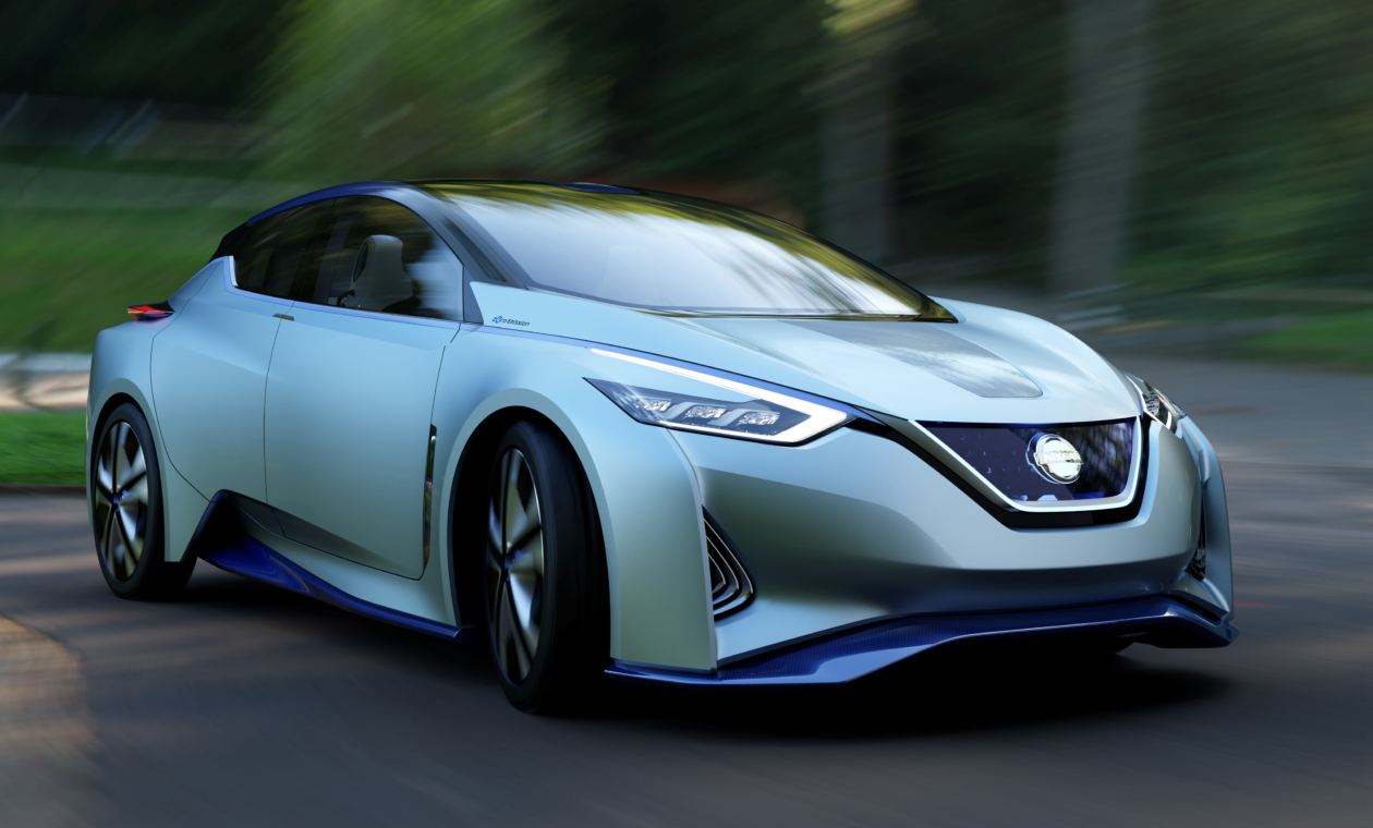 Nissan Solid Oxide Fuel-Cell SOFC